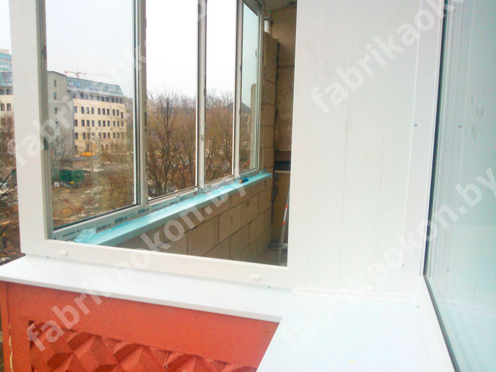 Купить балконные рамы в минске - лучшие цены!.